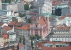 Фото туриста. Столица Словении