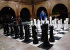 Фото туриста. Вот такие шахматы в отеле :)))