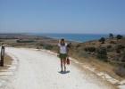 Фото туриста. Мне тут море нравится на горизонте, а вообще именно в этом месте была жутчайшая жара