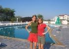 Фото туриста. Большой бассейн с соленой водой.