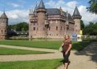 Фото туриста. Замок De Haar, недалеко от Утрехта
