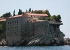 Фото туриста. Остров Св.Стефана находится в 5-7 мин езды от отеля.