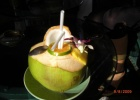 Фото туриста. бесплатные напитки в отеле по прилету