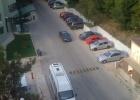 Фото туриста. dот по этой дороге почти круглосуточно катались машины и автобусы.