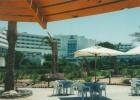 Фото туриста. Вид на отель с пляжа