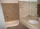 Фото туриста. ванная