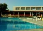 Фото туриста. Eliros Beach_вид на ресторан и главный корпус
