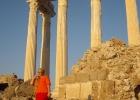 Фото туриста. храм Аполлона в Сиде