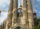 Фото туриста. Барселона, собор Sagrada Familia