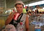 Фото туриста. аэропорт анталия - неохота в Москву