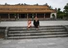 Фото туриста. пурпурный дворец в Хуэ