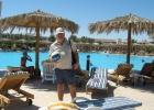 Фото туриста. Первый день у бассейна
