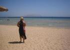 Фото туриста. о.Тиран за спиной