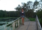 Фото туриста. Старый пруд