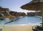 Фото туриста. бассейн с аква-горками