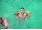 Фото туриста. Экскурсия-рыбалка не карибском море