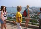 Фото туриста. паттайя обзорная площадка