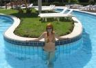 Фото туриста. Я в бассейне