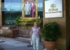 Фото туриста. Центральный вход в отель