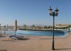 Фото туриста. вид на основной бассейн