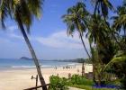 Фото туриста. Пляж отеля Амата