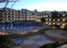 Фото туриста. вид на отель