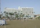 Фото туриста. отель вид с моря