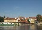 Фото туриста. набережные Праги
