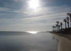 Фото туриста. пляж на территории отеля