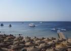 Фото туриста. Вид на главный (активный) пляж