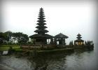 Фото туриста. Pura Ulun Danu - вид на воду
