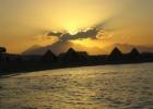 Фото туриста. закат