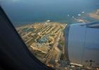 Фото туриста. вид с самолёта(видны все 3 отеля)