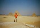 Фото туриста. плато РИЗО 2003 год