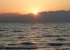 Фото туриста. Утро, 6-26, восход над Саудовской Аравией