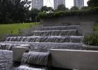 Фото туриста. Парк напротив отеля
