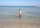 Фото туриста. пляжик