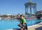 Фото туриста. основной бассейн у корпуса Парадайз