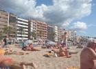 Фото туриста. Пляж Лорета