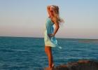 Фото туриста. На пляже