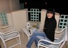 Фото туриста. Балкон
