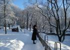 Фото туриста. Зимняя сказка!