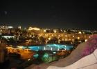 Фото туриста. первое фото по приезду в отель ночная Noria
