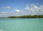 Фото туриста. Так должен выглядеть среднестатистический пляж на Доминикане