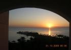 Фото туриста. восход