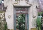 Фото туриста. вход в наше бунгало