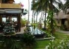 Фото туриста. Территория отеля, ресторан с видом на море