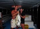 Фото туриста. рыбалка на закате
