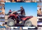 Фото туриста. в пустыню на квадроцикле!!!