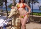 Фото туриста. это я на прекрасном острове:)